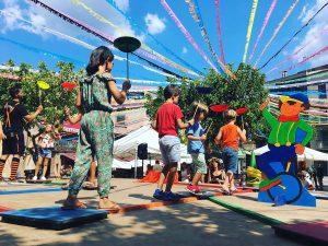 taller de circ festa fi de curs